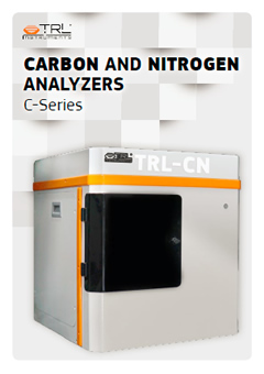 Carbon and Nitrogen Analyzer Catalog -New